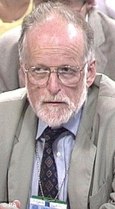 Mystery: Dr Kelly was found in woods near his home