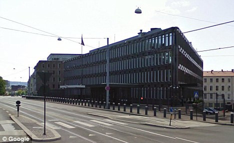 We're watching: The U.S. Embassy in Norway is accused of espionage