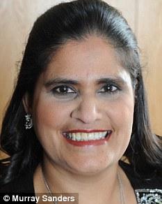 Boots pharmacist Halima Khaled raised £40,000 for the Pakistan Flood Appeal