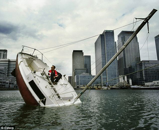 PERMANENTLY SINKING SHIP