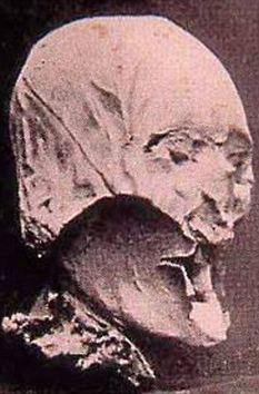 French Kings Lost Head Mummified 400 Year Old Head Is