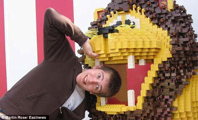 Graduate lands job at Lego   15 years after writing to the firm to     Lego lover  Sam Johnson has been offered a job as a junior designer with  Lego