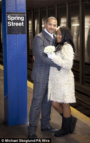Michael Underwood And Angellica Bell Wed In Surprise