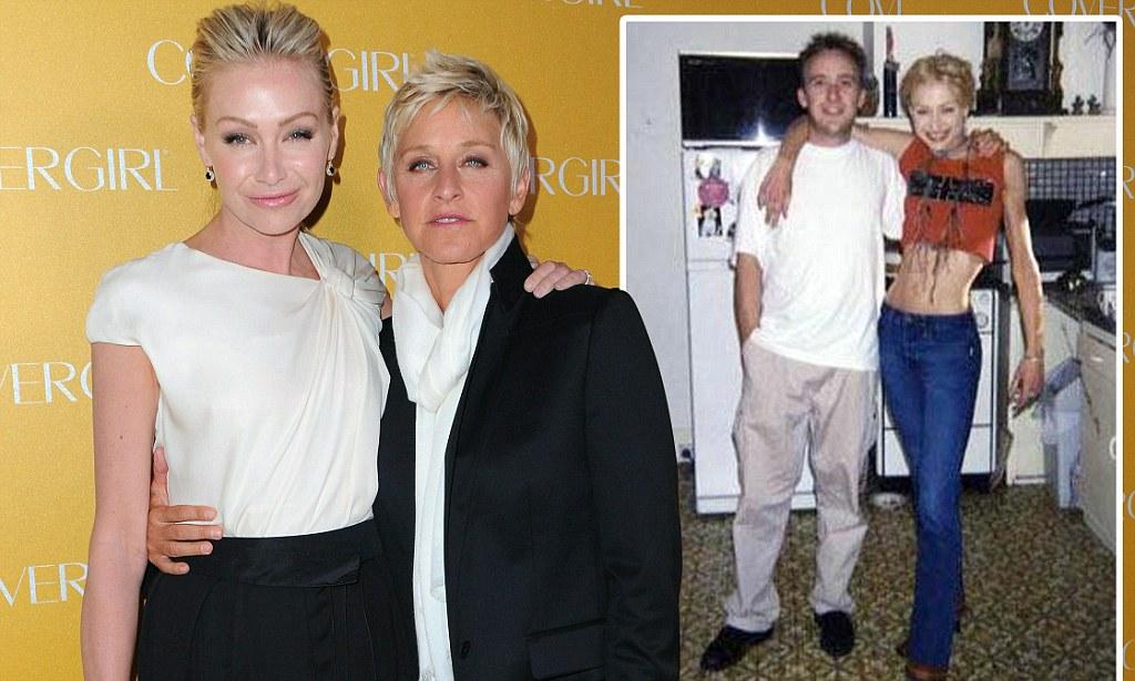 Portia De Rossi: Ex Husband Dumped Me And Ran Off With