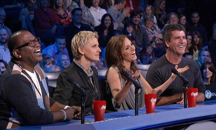 Image result for american idol coke