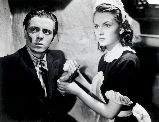 The 1947 original: Richard Attenborough as Pinkie and Carol Marsh as Rose