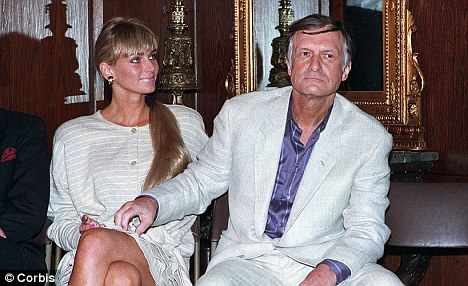 Playboy King Hefner Claims Wife Cheated On Him Daily
