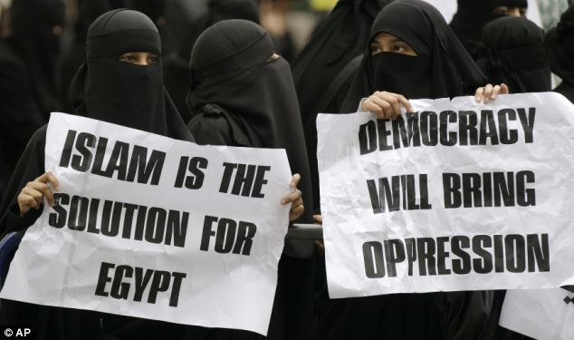 Islam is the solution for Egypt: islam