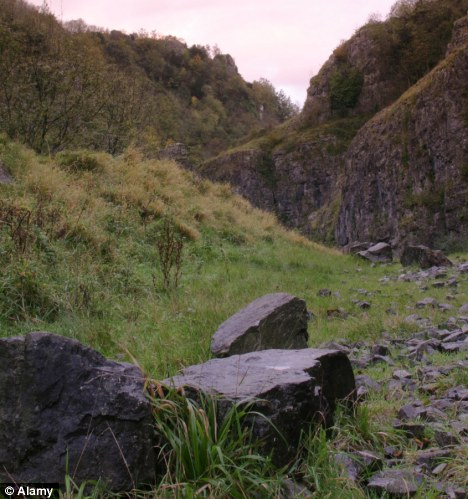Find: The skulls were discovered 20 years ago in cheddar Gorge, Somerset