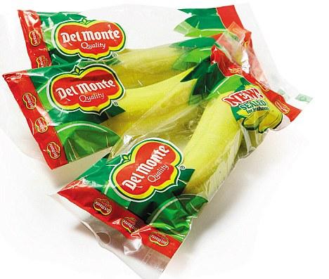 Bananas Wrapped