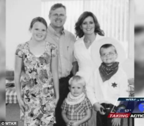 Family: Colton thought he only had one sister when he went under the surgeon's knife but met another that his mother miscarried