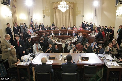 Peter King's Muslim hearing: Congressman Keith Ellison ...