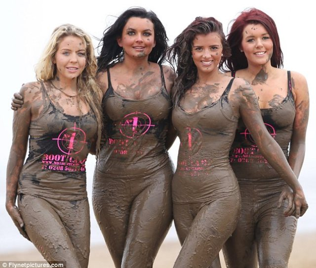 Down And Dirty The Only Way Is Essex Girls Lucy Mecklenburgh And Lydia Bright Were