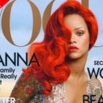 Rihanna Shows Off Her Fine Form On The Cover Of Us Vogue Daily Mail Online