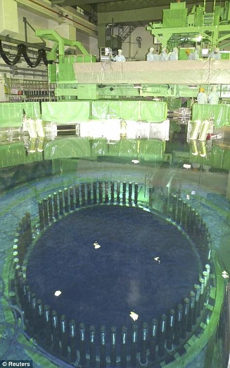 article 1367524 0B3B48D800000578 106 472x754 A Visual Tour of the Fuel Pools of Fukushima