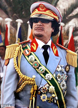 Defect or die: MI6 have issued military commanders a stark warning - telling them remaining loyal to Colonel Gaddafi could be fatal