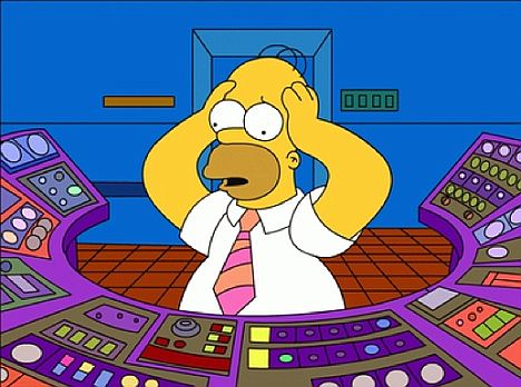 Homer works as a Nuclear Safety Inspector, and constantly neglects his duties, resulting in danger of nuclear disaster