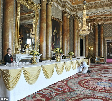 Royal Wedding Guests To Sample Best Of British Food In 19