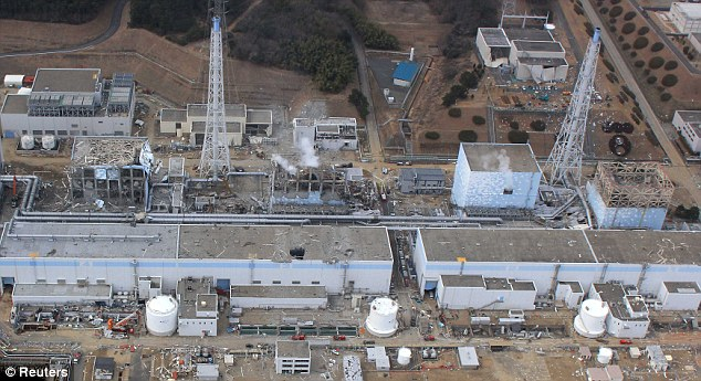 Deadly battle: The Fukushima 50 expect to die within a matter of weeks as they work in dangerously high radiation at the nuclear plant