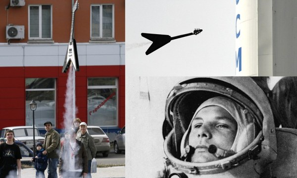 Yuri Gagarin 50th anniversary of first man in space