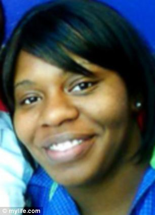 Dead mother: LaShanda Armstrong, 25, of Newburgh, New York, and her three children died after she drove her car into a freezing river