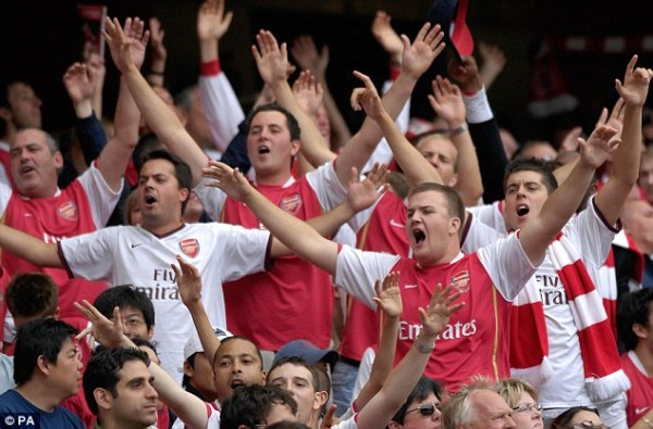 Arsenal chief Gazidis: Football fans are being driven out ...