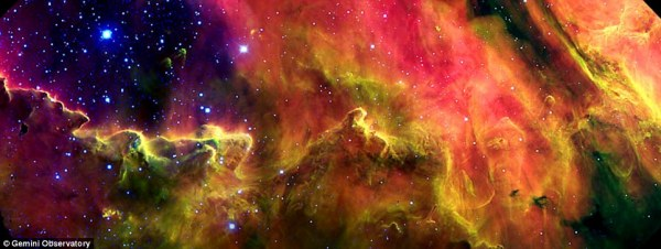 Messier 8 The psychedelic majesty of the Lagoon Nebula
