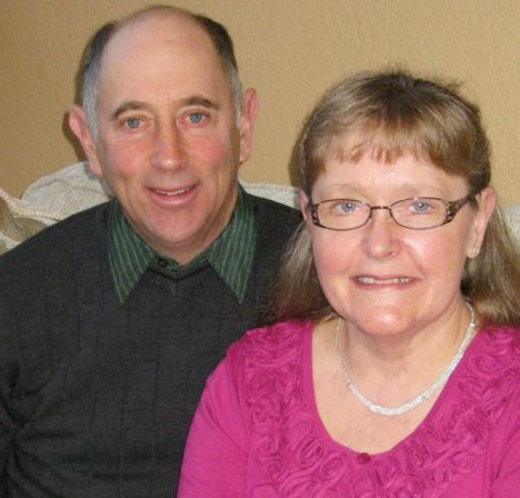 Missing: Albert and Rita Chretien, who went missing in a remote forest in Elko County, Nevada, in late March. Rita has now miraculously been found