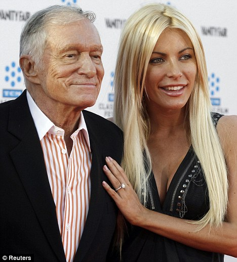 Hugh Hefner Lets Crystal Harris Keep Her 90000