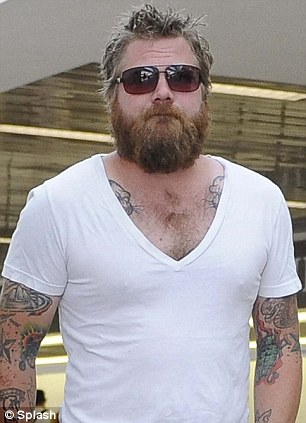 Tragic: Jackass star Ryan Dunn was killed in a high-speed car crash yesterday. Film critic Roger Ebert tweeted a message insinuating the Dunn's accident was caused by drink-driving