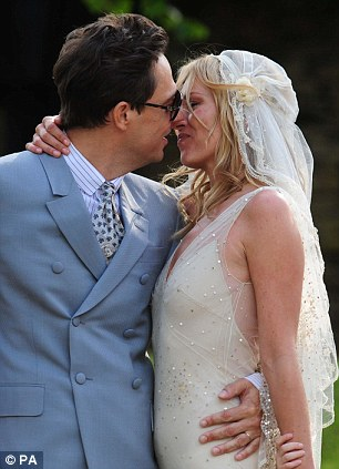 Kate Moss Wedding Bride Gets Hitched To Jamie Hitch Among