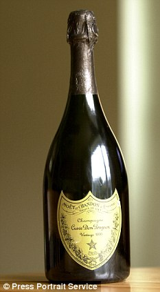 Champagne: The French claim that they invented bubbly