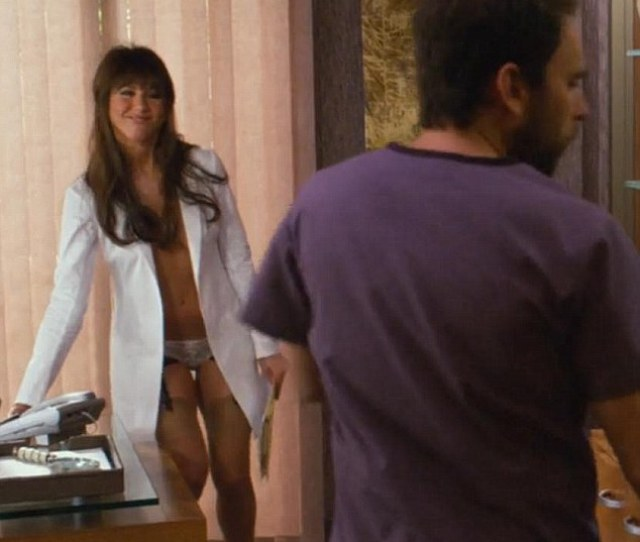 Seduction The Actress Wears The Revealing Attire In An Effort To Seduce Her Employee Dale