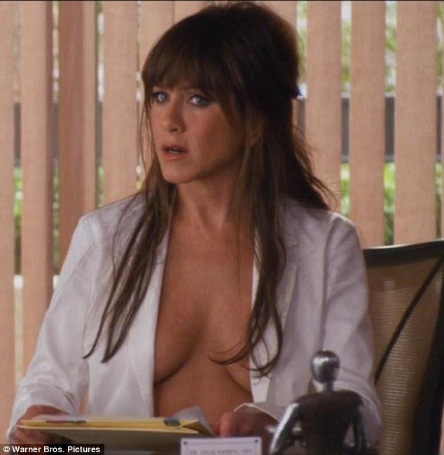 Horrible Bosses Jennifer Aniston Gets Kinky In Her