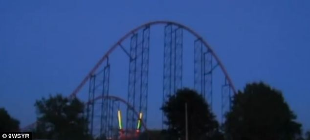 Death: The Ride of Steel roller coaster appeared to be functioning as normal according to investigators