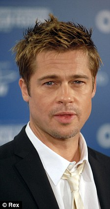 Secret weapon: Brad Pitt and Nicole Kidman are said to use an electric gadget to stay looking young