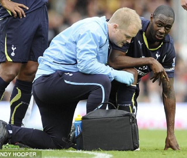 Pain Game Ledley King Has Struggled With Injuries During Recent Seasons