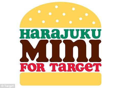 Harajuku Mini collection for Target
