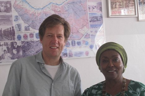 Indomitable spirit: Ian Birrell meets Dr Edna Ismail