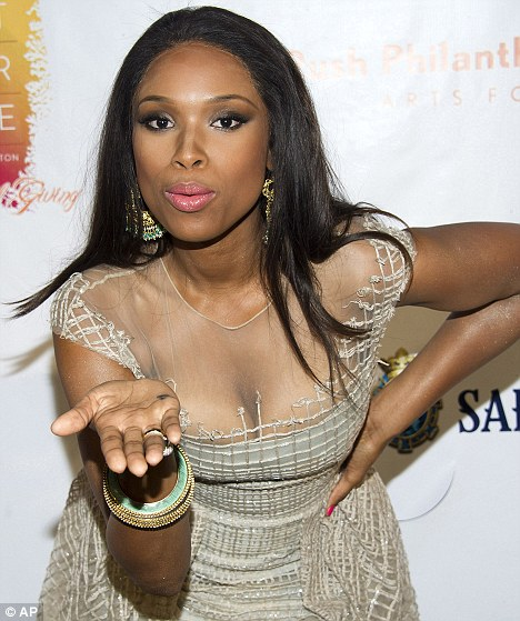 Singing for the President? Jennifer Hudson was scheduled to join the bash at Chicago's Aragon Ballroom