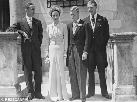 Image result for image of Wallis simpson