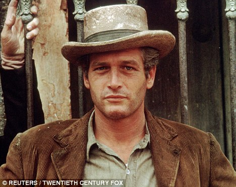 Paul Newman: Butch Cassidy according to Hollywood
