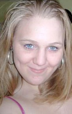 Accused: Laura Foley in a picture from her Facebook profile. She is charged with looting a television from Argos