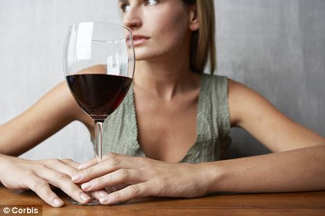 Researchers discovered those who indulged in light to moderate social drinking were 23 per cent less likely to develop forms of dementia and cognitive impairment.