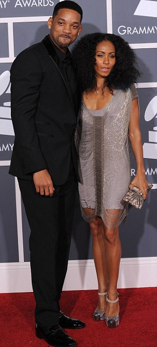 Over? Will Smith and Jada Pinkett are said to have separated