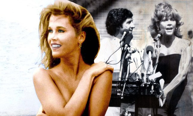 Jane Fonda Said Her Biggest Regret Was Not Sleeping With Che Guevara Daily Mail Online