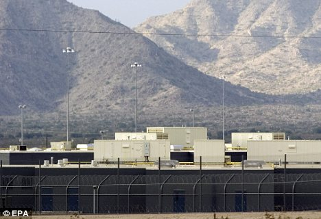 Arizona State Prison Complex - Lewis which is among the jails now charging $25 for visitors to see inmates