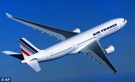 Air France aircraft