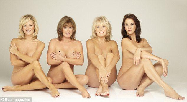 Consider, British famous women naked