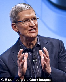 Tim Cook, chief operating officer of Apple Inc, is expected to launch the iPhone 5 on October 4